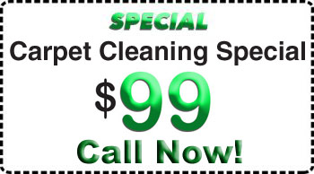 Carpet Cleaning Special - Call Now!